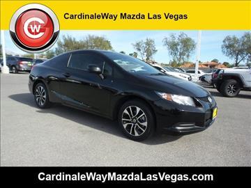 2013 Honda Civic for sale in Las Vegas, NV