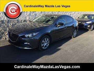 2015 Mazda MAZDA3 for sale in Las Vegas, NV