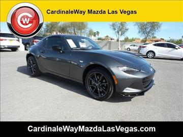 2017 Mazda MX-5 Miata RF for sale in Las Vegas, NV