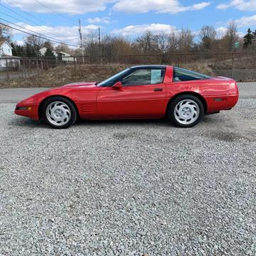 1991 Chevrolet Corvette for sale in Hickory, NC
