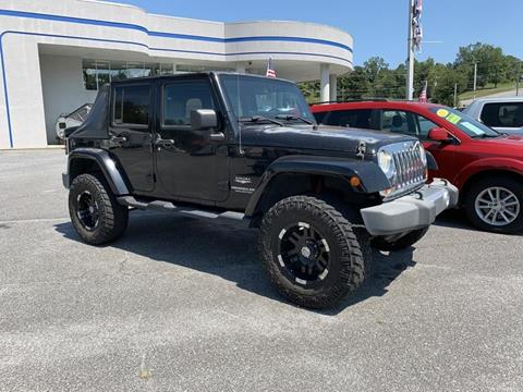 2008 Jeep Wrangler Unlimited for sale in Hickory, NC