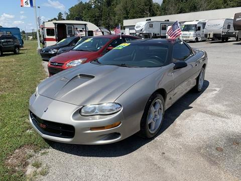 1999 Chevrolet Camaro for sale in Hickory, NC