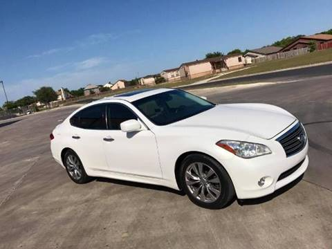 2012 Infiniti M56 for sale in San Antonio, TX