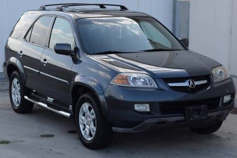 2006 Acura MDX for sale in San Antonio, TX