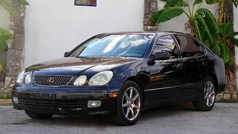 2003 Lexus GS 430 for sale in San Antonio, TX