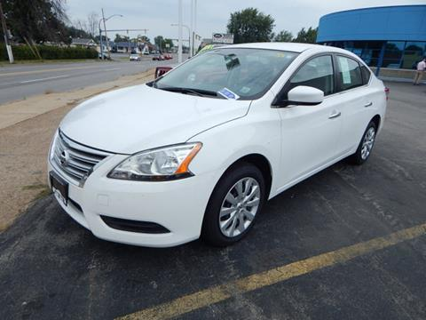 2015 Nissan Sentra for sale in Olean, NY
