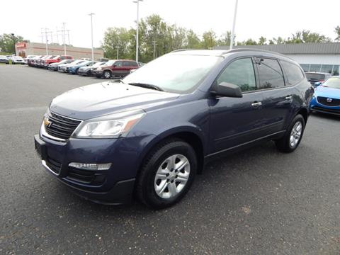 2014 Chevrolet Traverse for sale in Olean, NY