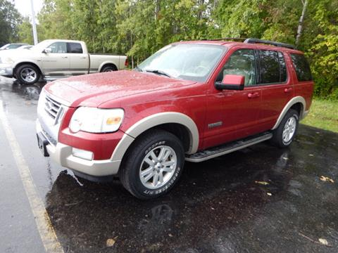 2008 Ford Explorer for sale in Olean, NY