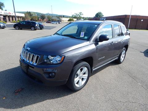 2016 Jeep Compass for sale in Olean, NY