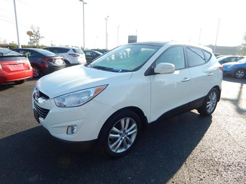 2012 Hyundai Tucson for sale in Olean, NY
