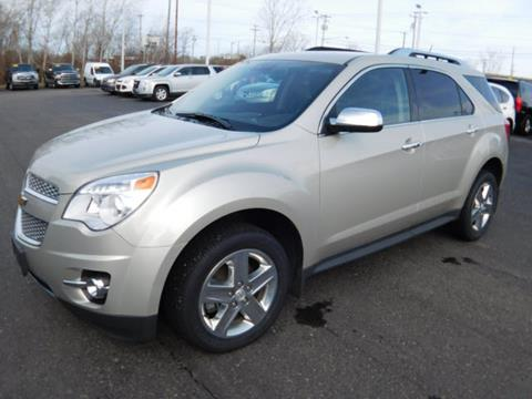 2015 Chevrolet Equinox for sale in Olean, NY