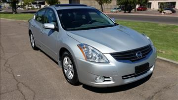 2011 Nissan Altima for sale in Phoenix, AZ