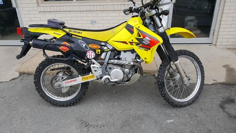 2005 Suzuki Drz 400 S