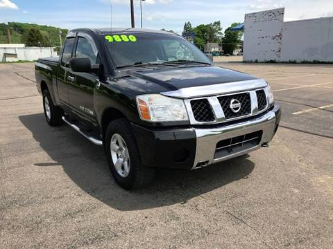 2006 Nissan Titan for sale at SMS Motorsports LLC in Cortland NY
