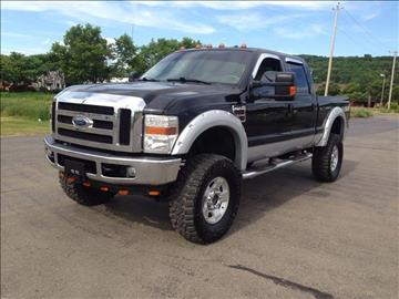 2008 Ford F-350 Super Duty for sale at SMS Motorsports LLC in Cortland NY