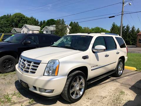 2007 Cadillac Escalade for sale at SMS Motorsports LLC in Cortland NY