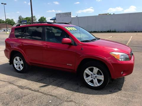 2008 Toyota RAV4 for sale at SMS Motorsports LLC in Cortland NY