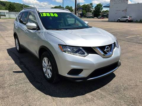 2015 Nissan Rogue for sale at SMS Motorsports LLC in Cortland NY