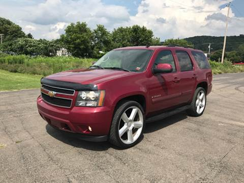 2007 Chevrolet Tahoe for sale at SMS Motorsports LLC in Cortland NY