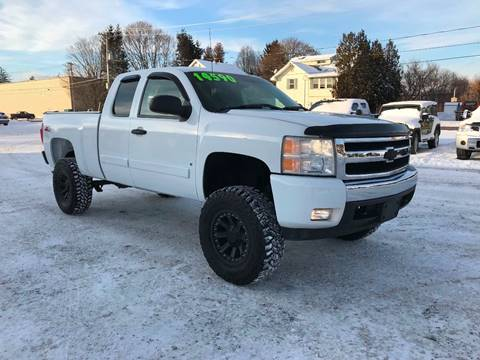 2008 Chevrolet Silverado 1500 for sale at SMS Motorsports LLC in Cortland NY
