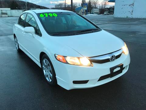 2010 Honda Civic for sale at SMS Motorsports LLC in Cortland NY