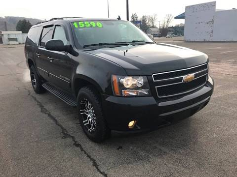 2010 Chevrolet Suburban for sale at SMS Motorsports LLC in Cortland NY