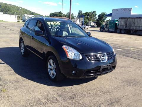 2009 Nissan Rogue for sale at SMS Motorsports LLC in Cortland NY