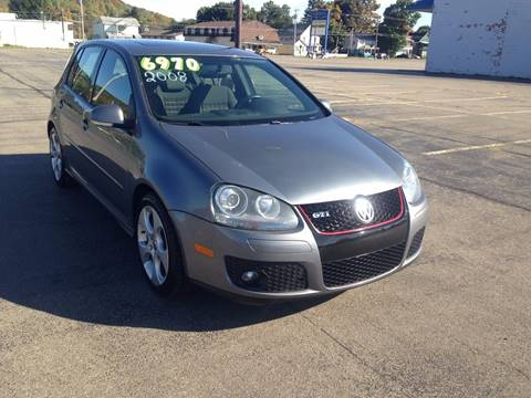 2008 Volkswagen GTI for sale at SMS Motorsports LLC in Cortland NY