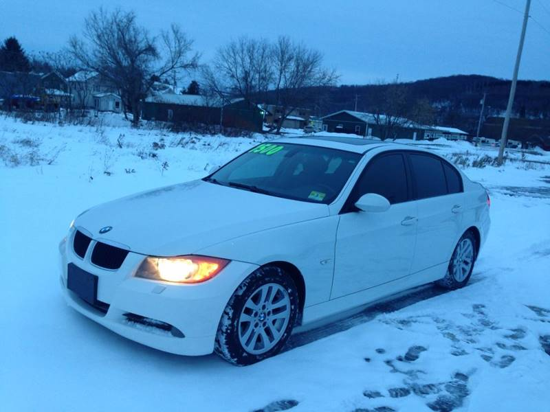 2007 BMW 3 Series for sale at SMS Motorsports LLC in Cortland NY