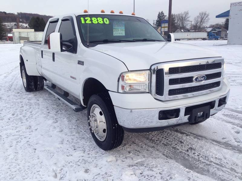 2004 Ford F-450 Super Duty for sale at SMS Motorsports LLC in Cortland NY