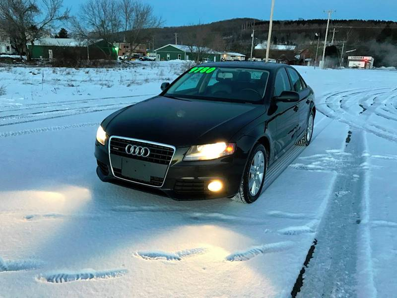 2011 Audi A4 for sale at SMS Motorsports LLC in Cortland NY