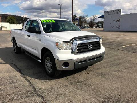2007 Toyota Tundra for sale at SMS Motorsports LLC in Cortland NY