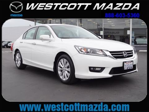 2014 Honda Accord for sale in National City CA