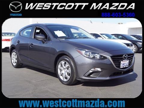 2015 Mazda MAZDA3 for sale in National City CA