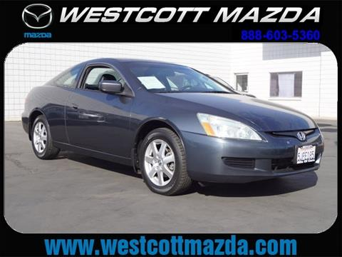 2005 Honda Accord for sale in National City CA