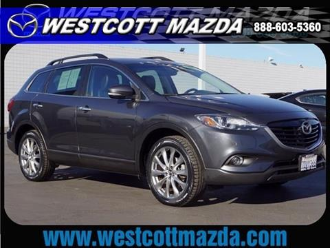 2014 Mazda Cx 9 For Sale In California Carsforsale Com