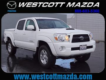2011 Toyota Tacoma for sale in National City, CA