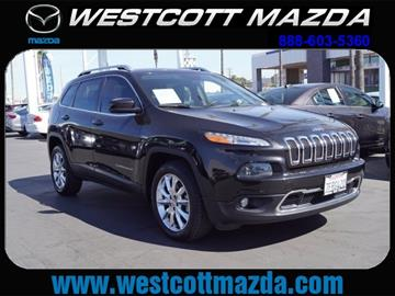 2014 Jeep Cherokee for sale in National City, CA