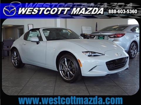 2017 Mazda MX-5 Miata RF for sale in National City CA