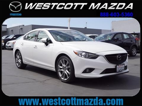 2014 Mazda MAZDA6 for sale in National City, CA