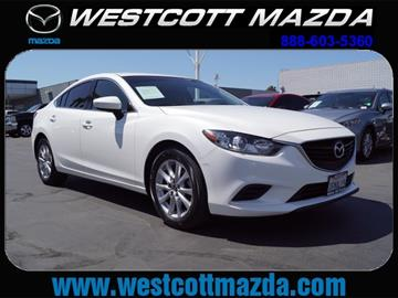 2014 Mazda MAZDA6 for sale in National City, CA