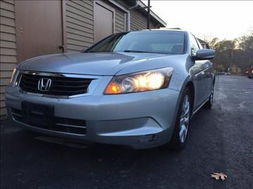 2008 Honda Accord for sale in Pelham, NH