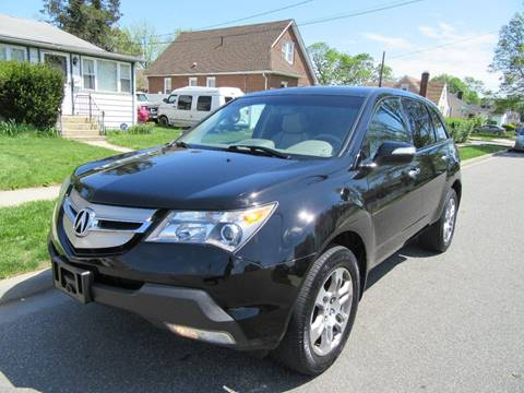 2008 Acura MDX for sale at First Choice Automobile in Uniondale NY