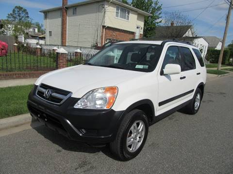 2004 Honda CR-V for sale at First Choice Automobile in Uniondale NY