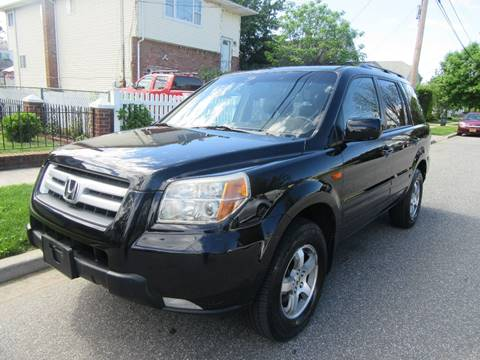 2006 Honda Pilot for sale at First Choice Automobile in Uniondale NY