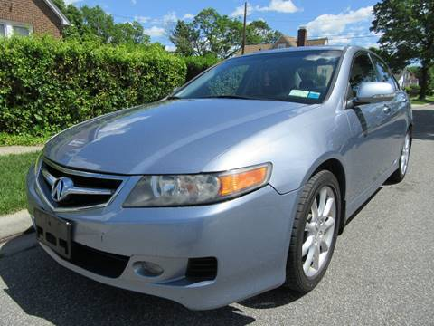 2007 Acura TSX for sale at First Choice Automobile in Uniondale NY