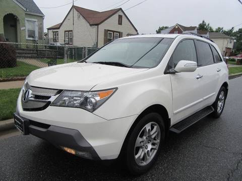 2009 Acura MDX for sale in Uniondale, NY