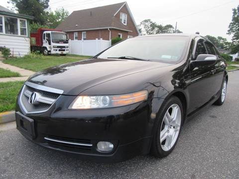 2008 Acura TL for sale in Uniondale, NY
