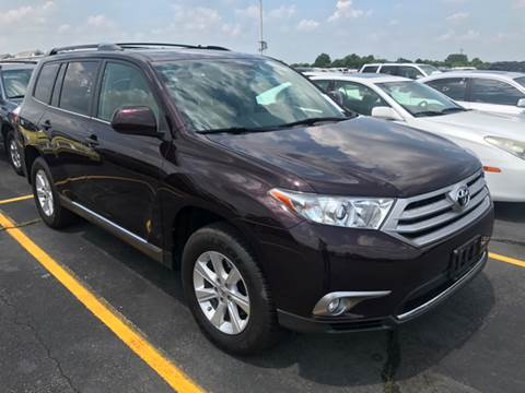 2012 Toyota Highlander for sale in Uniondale, NY