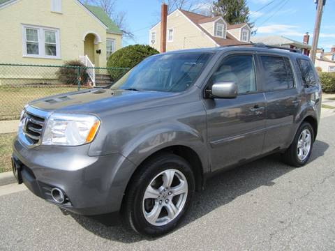 2013 Honda Pilot for sale in Uniondale, NY